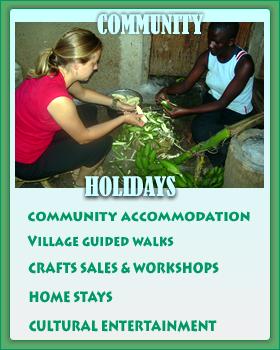 community holidays