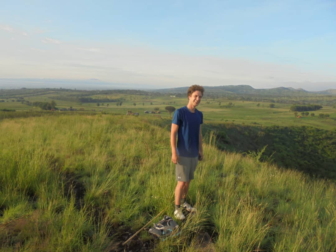 Community Hill trek