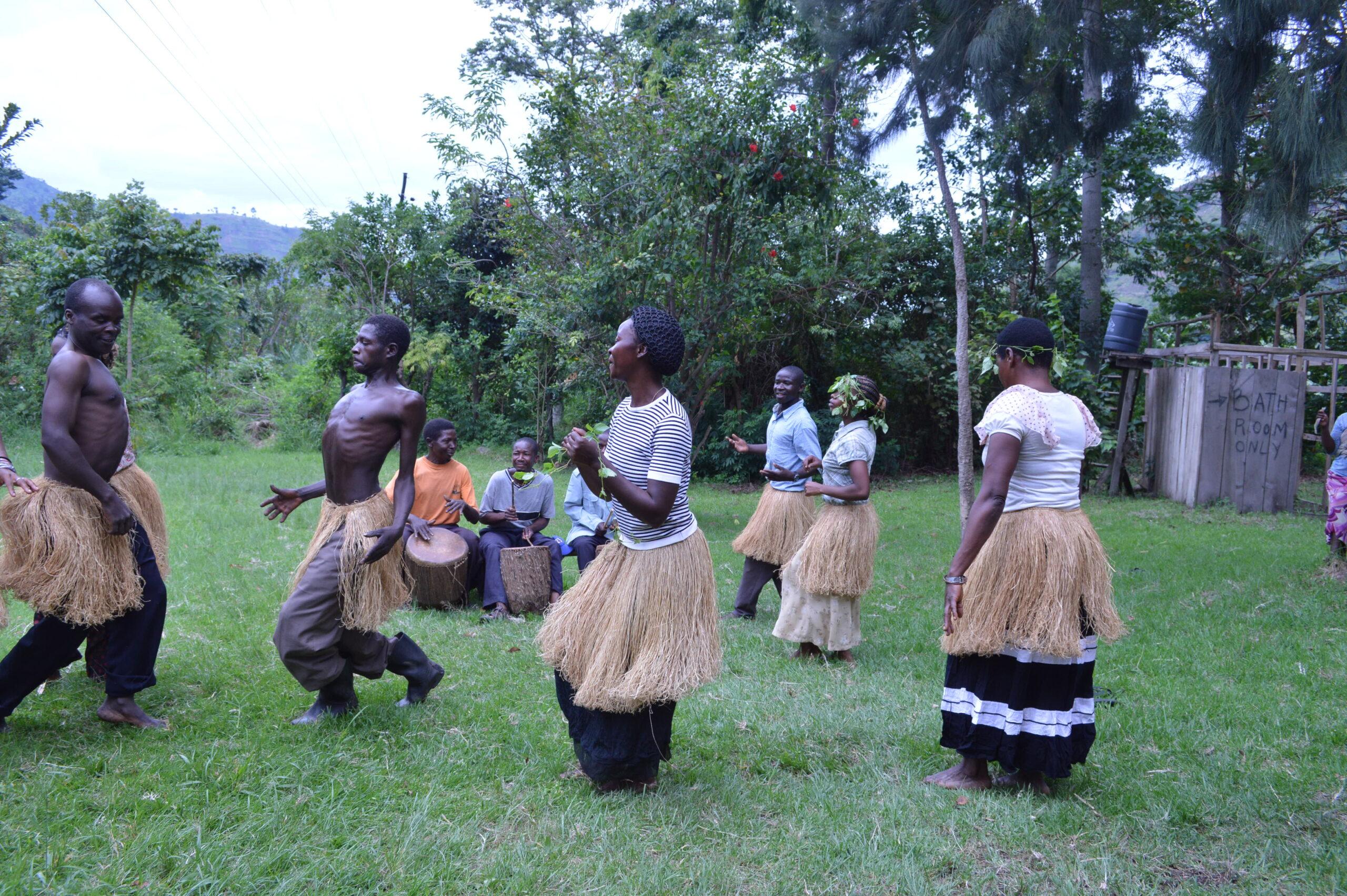 traditonal dance performance